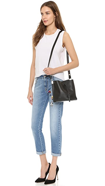 Maison Margiela Leather Handbag