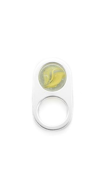 Maison Margiela Marble Ring