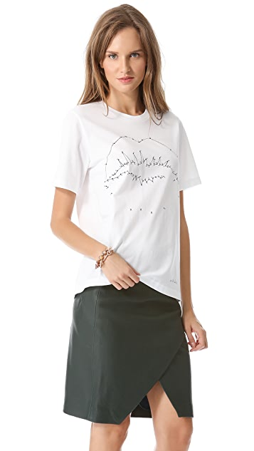 Markus Lupfer Dot To Dot Smacker Tee