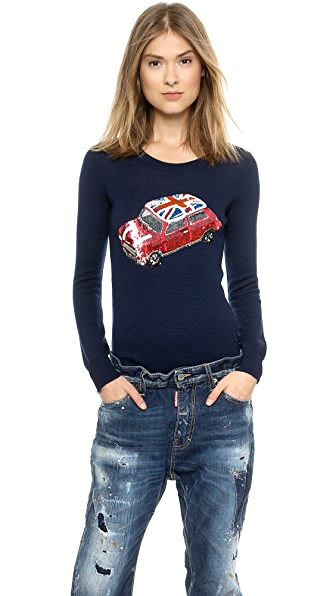 Markus Lupfer British Mini Emma Sweater