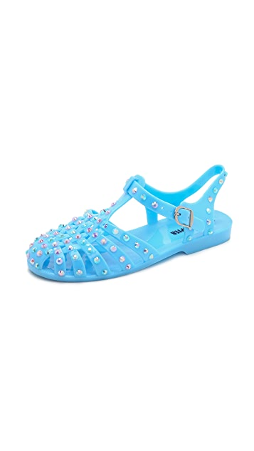 Markus Lupfer Jelly Sandals
