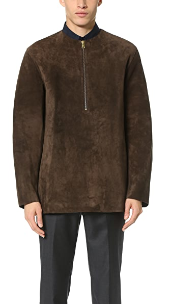 Marni Leather Pullover
