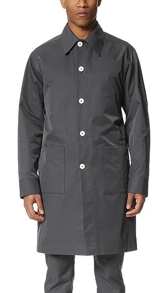 Marni Technical Poplin Lab Coat