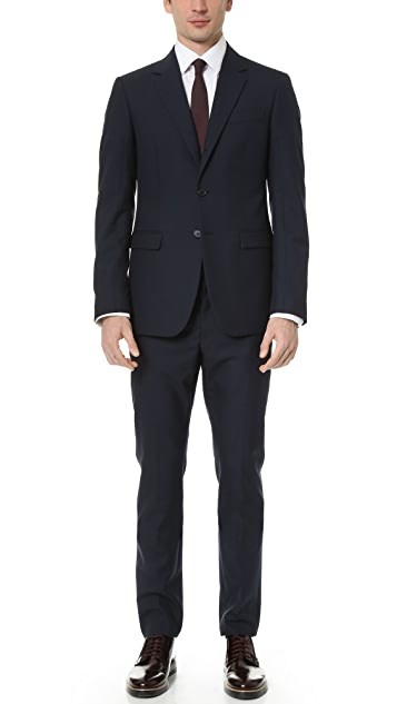 Marni Tropical Wool Suit
