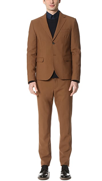 Marni Fresco Slim Suit