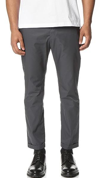 Marni Technical Poplin Cropped Pants