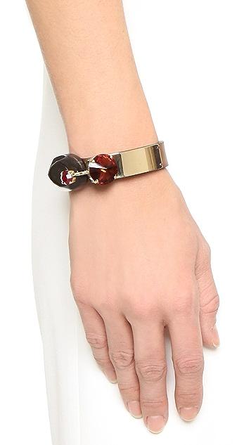 Marni Leather Bracelet