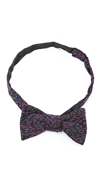 Marwood Dashline Bow Tie