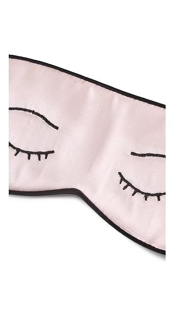 Mary Green Sleeping Eye Mask