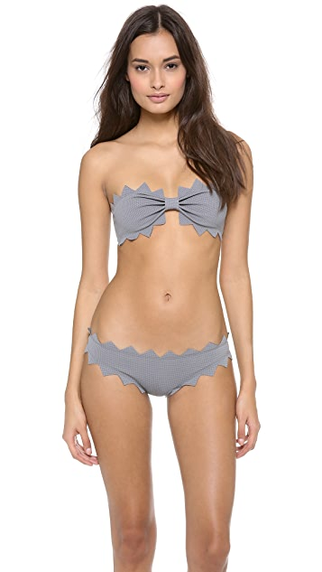 Marysia Swim Honolulu Bikini Top