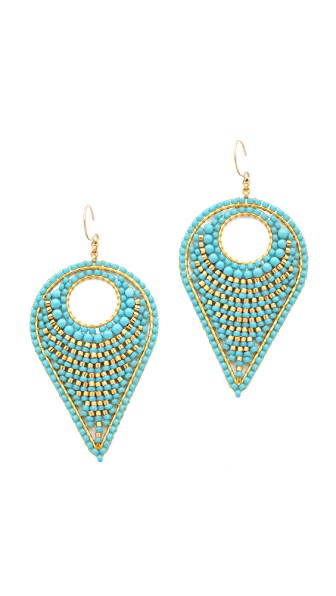Miguel Ases Drop Earrings