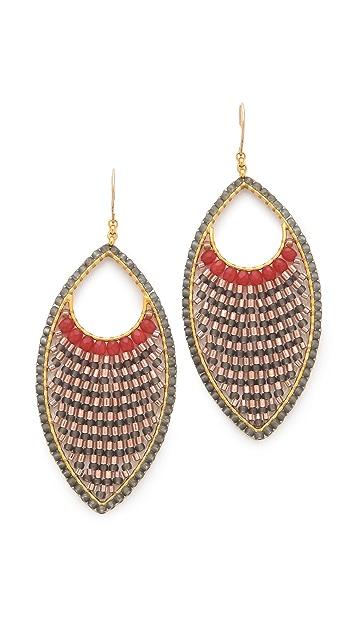 Miguel Ases Drop Earrings