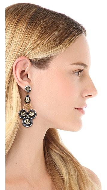 Miguel Ases Trinity Earrings
