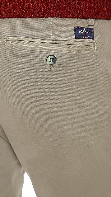 Mason's Torino Skinny Pants