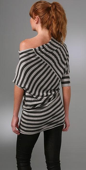 Michelle Mason Asymmetrical Sweater