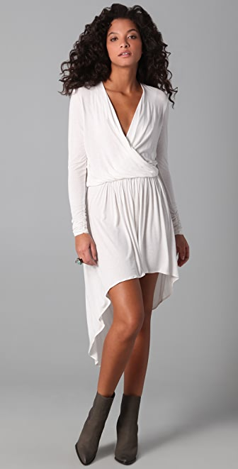 Michelle Mason Wrap Dress