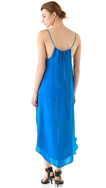 Michelle Mason Double Layer Dress