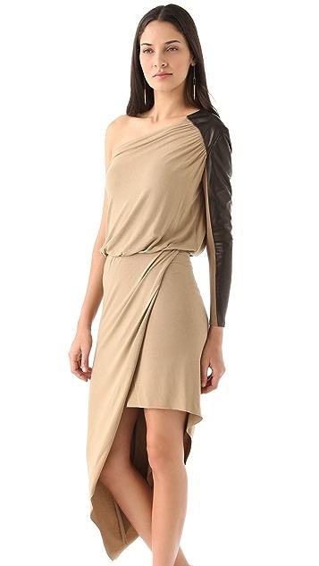 Michelle Mason Asymmetrical Dress