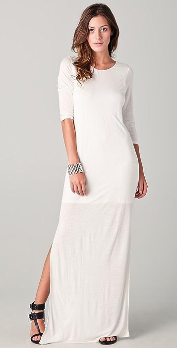 Michelle Mason Maxi Dress