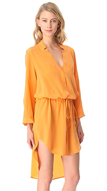 Michelle Mason Shirtdress