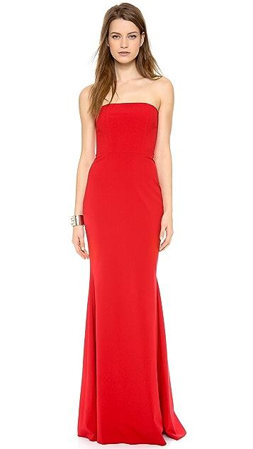 Michelle Mason Corset Gown