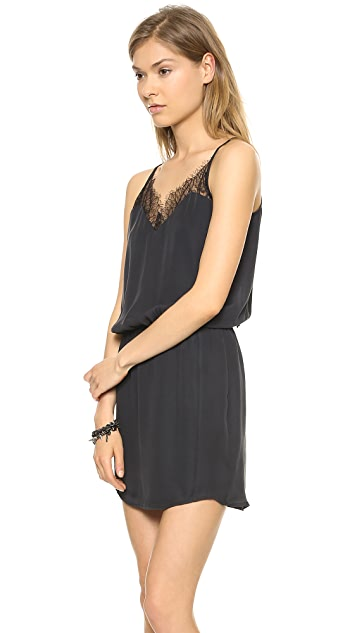 Michelle Mason Cami Lace Dress