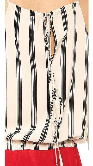 Michelle Mason Cami Jumpsuit