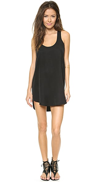 Michelle Mason Cutout Shift Dress