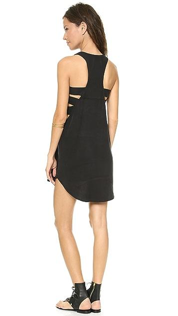 Michelle Mason Cutout Shift Dress
