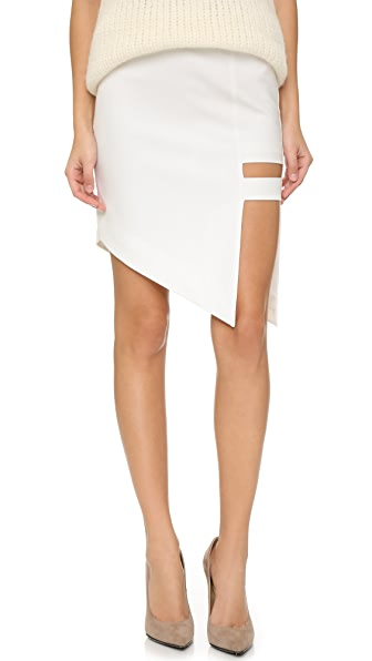 Michelle Mason Cage Skirt at Shopbop