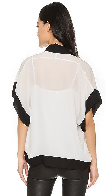 Michelle Mason Kimono Jacket