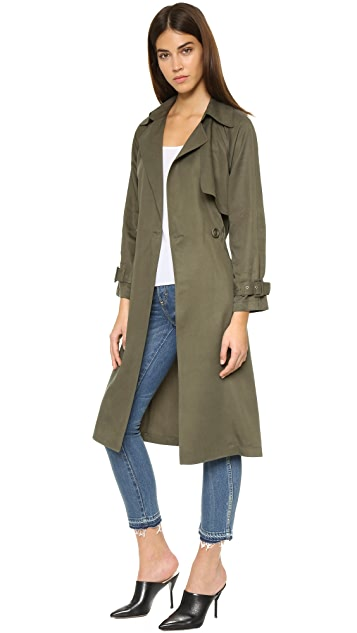 Michelle Mason Trench Coat