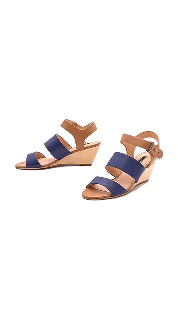 Matiko Lisbeth Wedge Sandals