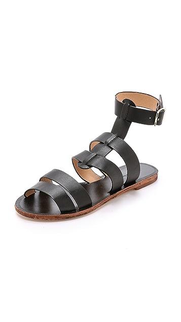Matiko Karina Ankle Gladiator Sandals
