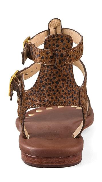 Matt Bernson KM Haircalf Gladiator Sandals