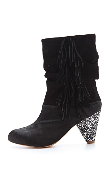 Matt Bernson DANNIJO Swift Haircalf Booties