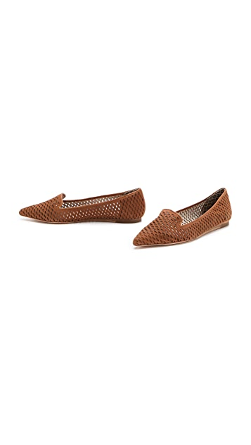 Matt Bernson Gauloise Perforated Flats