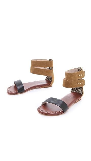 Matt Bernson Kass Flat Sandals