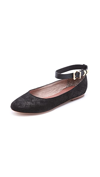 Matt Bernson Major Ballet Flats