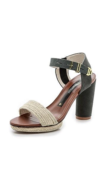 Matt Bernson Biarritz Colorblock Sandals