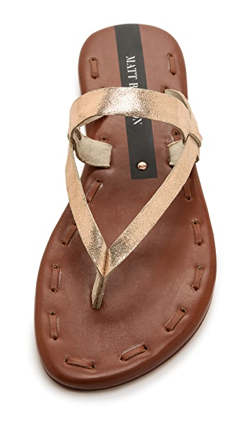 Matt Bernson Love Sandals