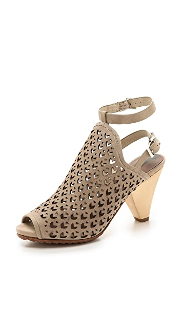 Matt Bernson Maja Perforated Sandals