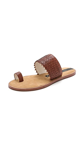 Matt Bernson Crane Toe Ring Sandals