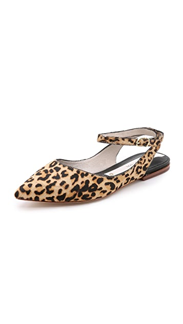 Matt Bernson Zola Haircalf Flats