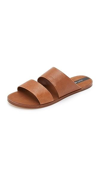 Matt Bernson Havana Slide Sandals - Bourbon Rebel