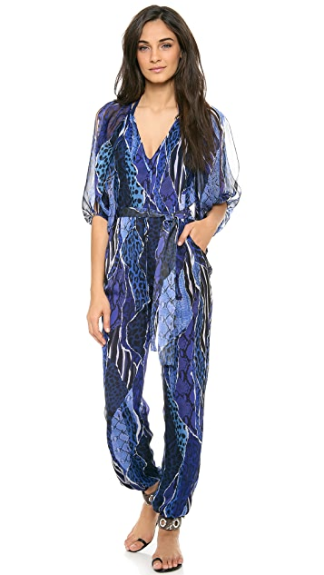 Matthew Williamson Escape Hareem Jumpsuit