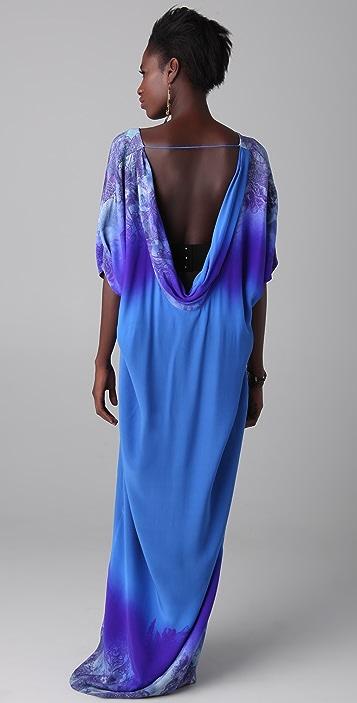 Matthew Williamson Kimono Gown