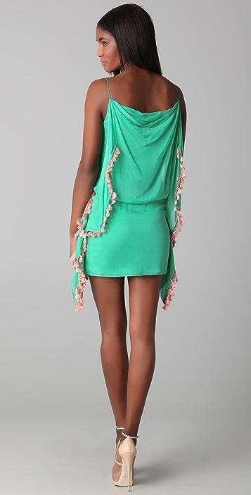 Matthew Williamson Petal Dress