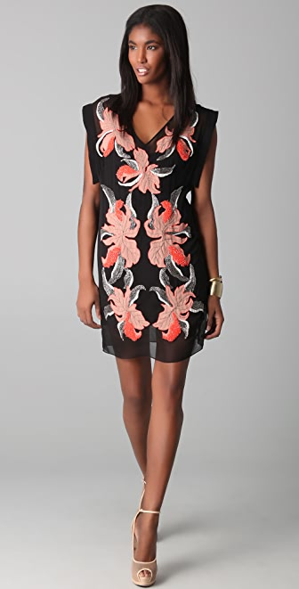 Matthew Williamson Shift Dress
