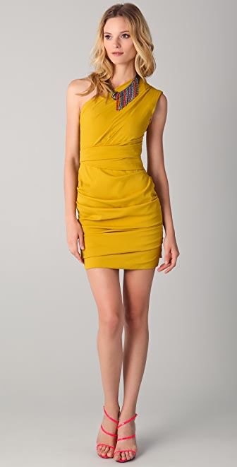 Matthew Williamson Bandage Dress